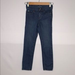 Girls children place skinny jeans size 7